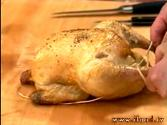 How To Cut A Cooked Chicken