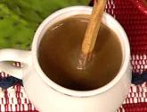 Hot Champurrado Drink