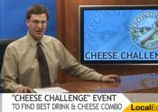 Cheese Challenge Event