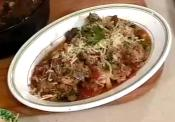 Chicken Cacciatore With White Wine