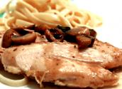 Pork Loin With Marsala Wine