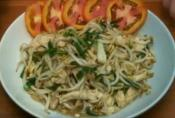 Chicken Beansprouts Stir Fry
