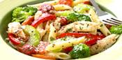 Vegetable Pasta Primavera