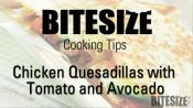 Chicken Quesadillas With Tomato And Avocado Review
