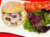 "Chicken Salad With Cranberries & Almonds On ""simply Delicious Living With Maryann"""