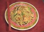 Chinese Shrimp Lo-mein