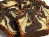 Chocolate Marble  Bundkuchen