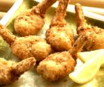 Coconut-crusted Butterfly Shrimp