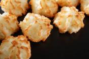 Quick Coconut Macaroons