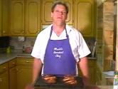 Cooking Hickory Smoked Chicken