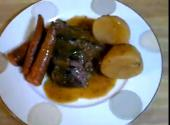 Beef And Bean Pot Roast