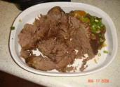 Sauerbraten (sour Pot Roast)