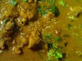Moms Chicken Curry