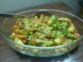 Chatpata Aloo