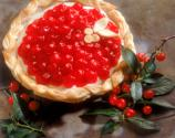Cherry Crisscross Pie