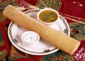Wheat Grain Dosa