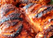 Easy Barbecue Chicken With San Francisco-style Barbecue Sauce