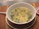 Roman Egg Soup With Noodles