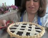 Fancy Pie Crusts - (double) Lattice Pie Crust Edition