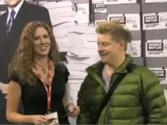 Fast Food Five: Natpe 2009 Part 2 - Celebrity Chefs