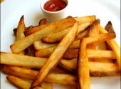 Homemade Restaurant Style Crispy French Fries