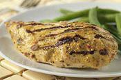 Grey Poupon Grilled Herbed Chicken