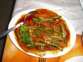 Chicken With Green Chile And Basil (gai Phrik Krapao)