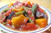 Boneless Pork And Vegetable Stew