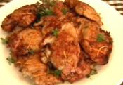 Orange Tarragon Chicken For A Crowd