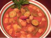 Smoked Sausage Stew