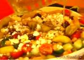 Colorful Greek Salad