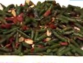 Sauted Green Beans With Bacon And Almonds