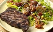 Grilled Greek-style Steak