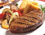 Steaks With Peppers