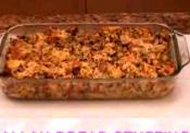 Thyme Flavored Bread Stuffing