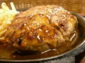 Hamburger Steak And Brown Gravy