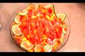 Hippy Gourmet Makes Mango-papaya Salsa