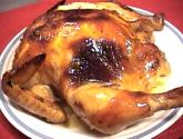 Basic Marinated Roast Chicken