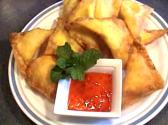 Deep Fried Crab Rangoon