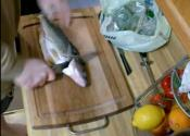 How To Remove Cheek Meat From Walleye
