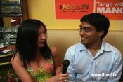An Interview With Riaz Of Purnima Restaurant At The Tango With Mango Event