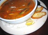 Lazy Cioppino