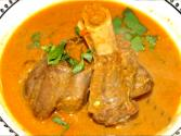 Indian Style Lamb Curry