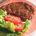 Lemon-pepper Steaks
