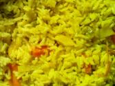 Lite Vegetable Biryani