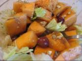 Banana And Cantaloupe Salad