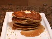 Hawaiian Macadamia Nut Pancakes