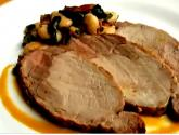 Maple Brined Pork Loin Roast