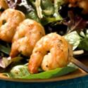 Marinated Shrimp With Eggs