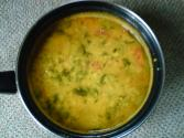 Methi And Toor Dal Curry